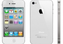 White iPhone 4 landing on April 26th