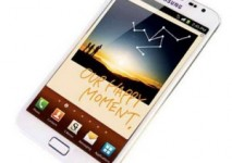 White Samsung Galaxy Note confirmed for Orange
